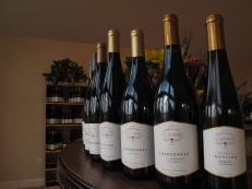 Our wines at Domaine LeSeurre Winery